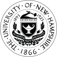 University of New Hampshire (UNH) - Manchester Campus logo