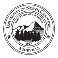 University of North Carolina at Asheville (UNCA) logo