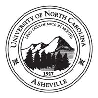 University of North Carolina at Asheville (UNCA) logo
