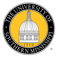 University of Southern Mississippi (USM) logo