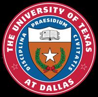 University of Texas at Dallas logo