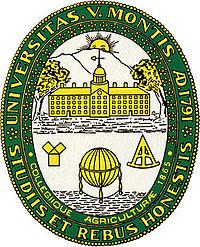 University of Vermont (UVM) logo
