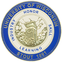 University of Wisconsin (UW) - Stout Campus logo