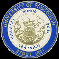 University of Wisconsin (UW) - Stout Campus logo