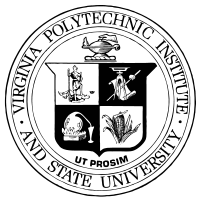 Virginia Polytechnic Institute and State University (Virginia Tech) logo