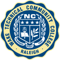 Wake Technical Community College logo