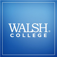 Walsh College of Accountancy and Business Administration logo