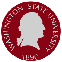Washington State University (WSU) logo