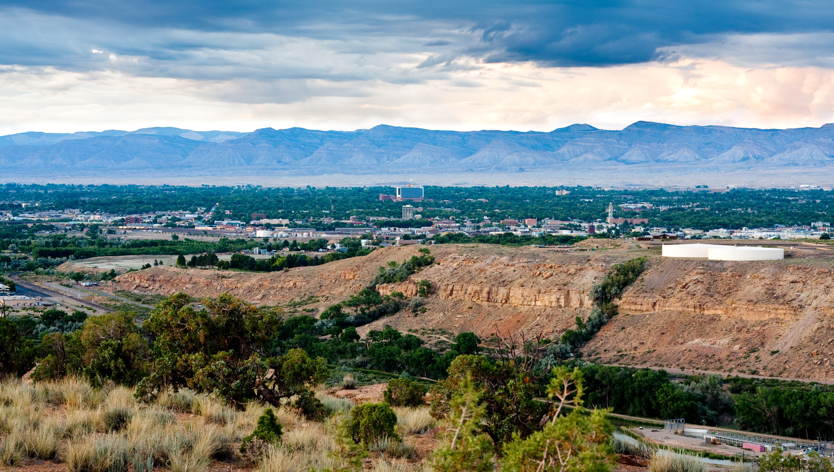 About Grand Junction Colorado