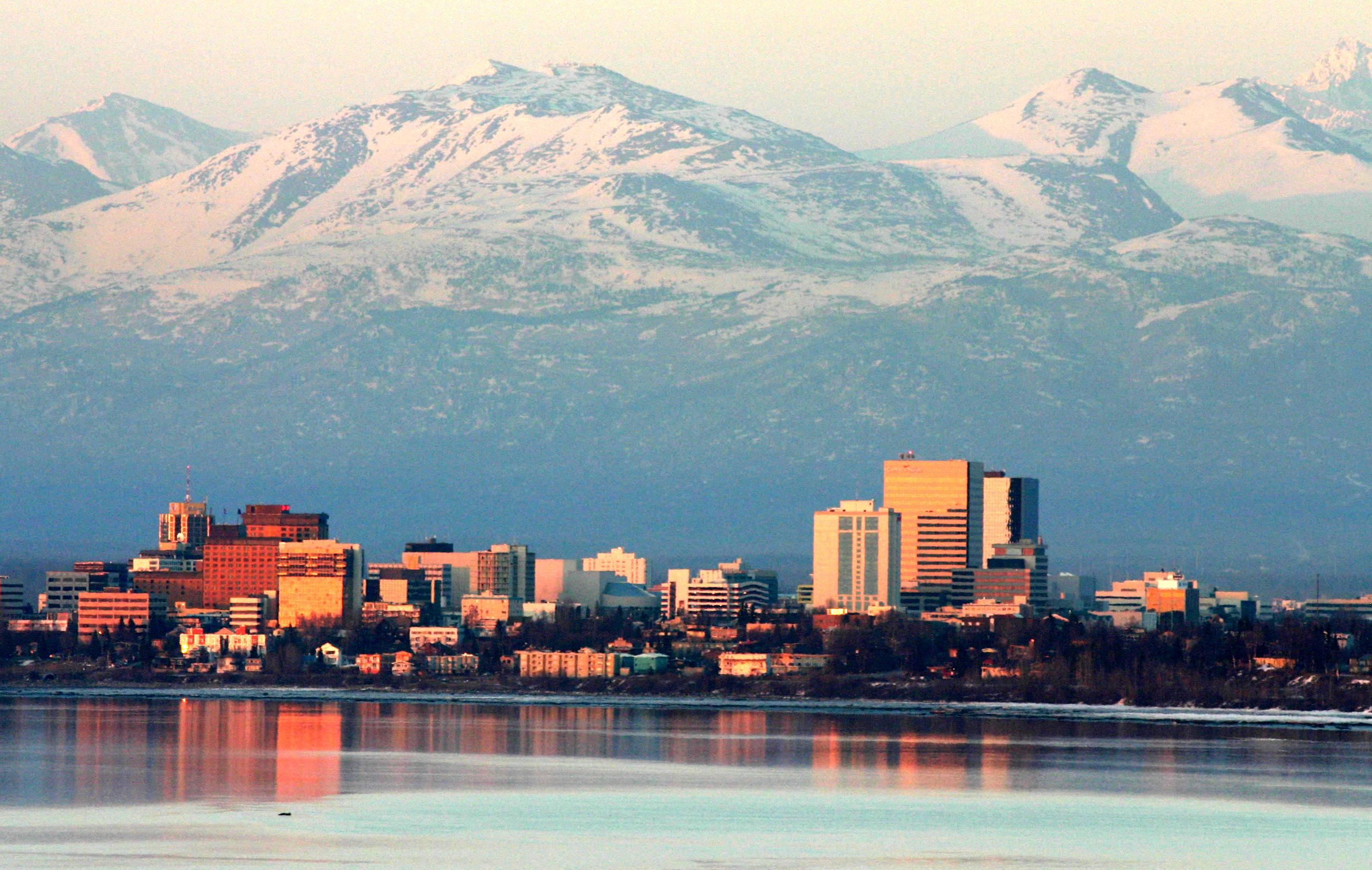 About Anchorage Alaska