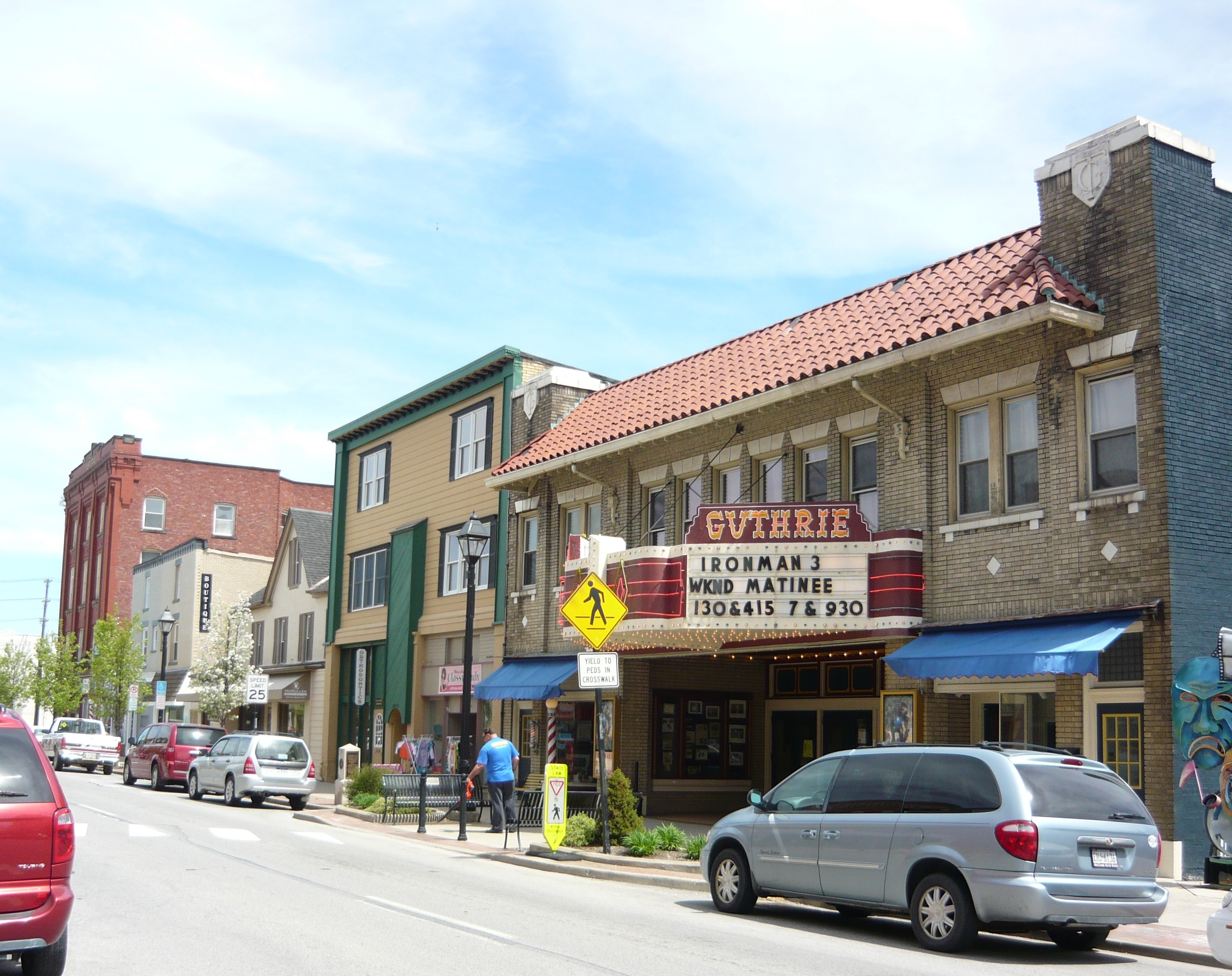 About Grove City Pennsylvania