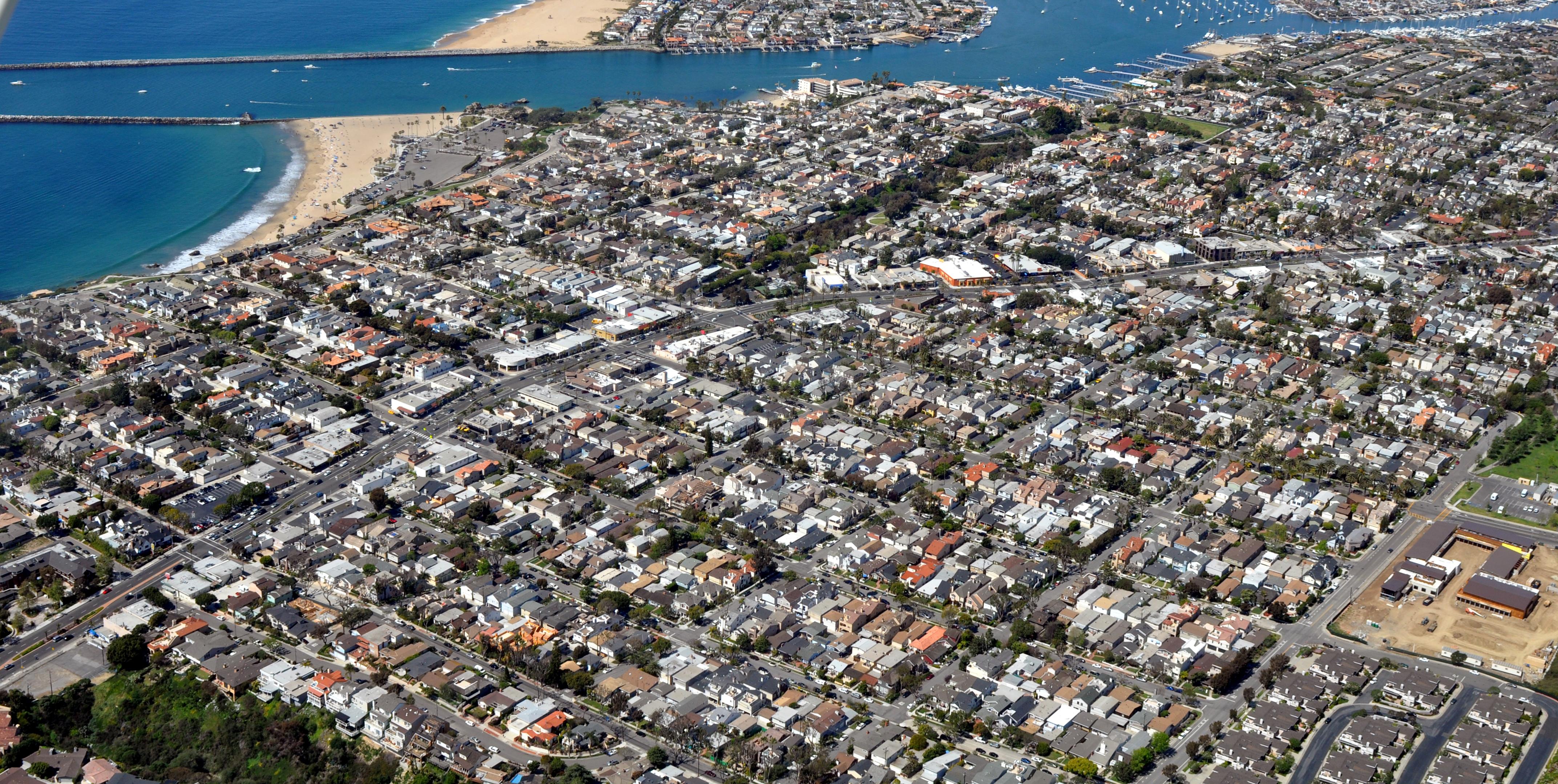 About Corona Del Mar California