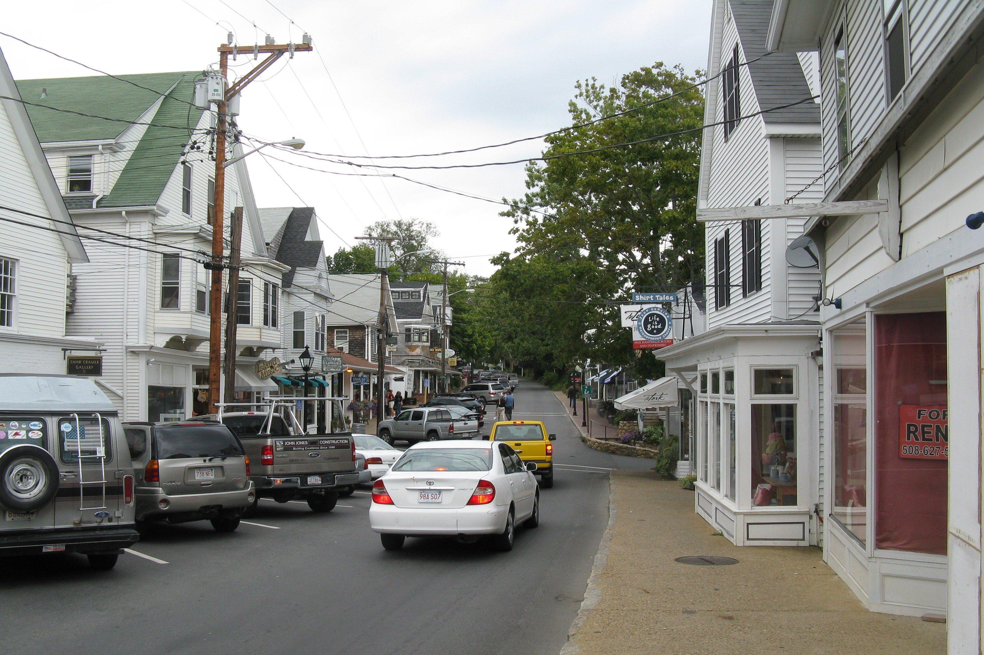 About Vineyard Haven Massachusetts