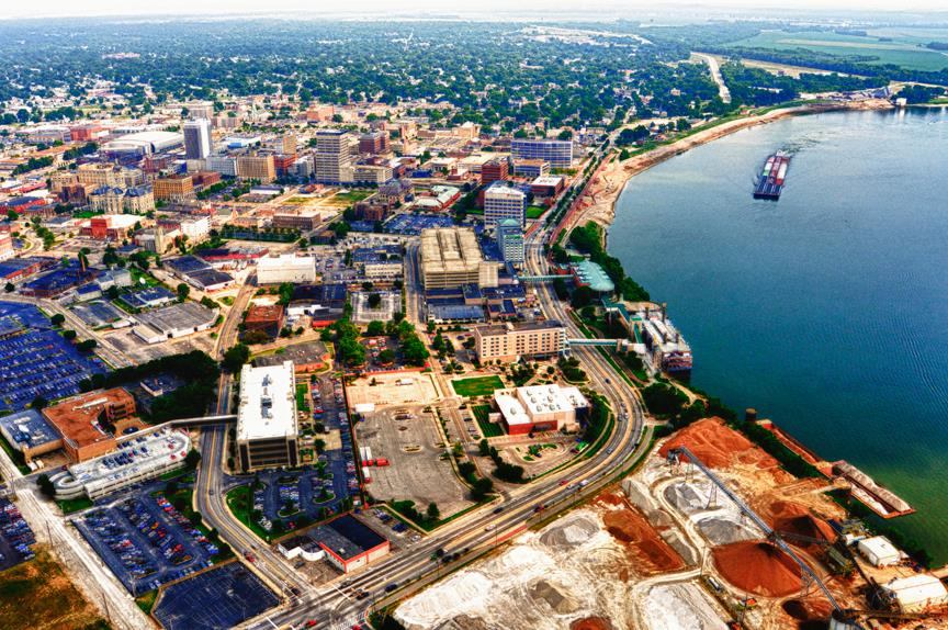 About Evansville, Indiana
