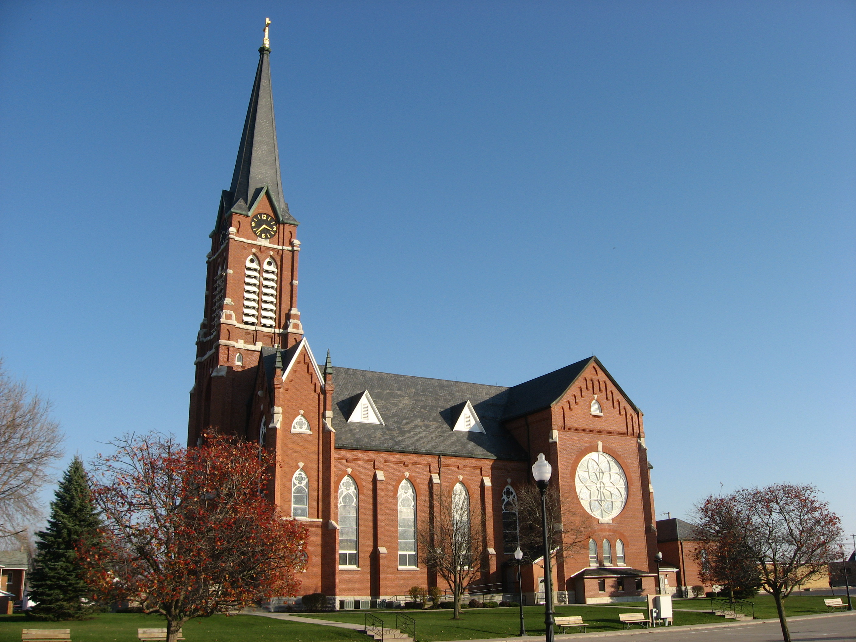 about st henry ohio